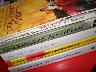 Populära böcker