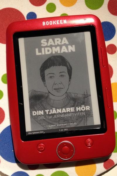 Din tjänare hör av Sara Lidman