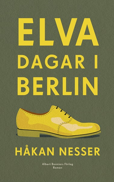 Elva dagar i Berlin - Håkan Nesser