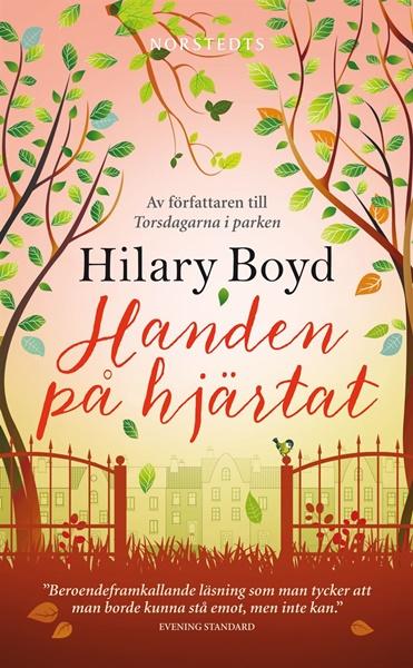 Handen på hjärtat - Hilary Boyd
