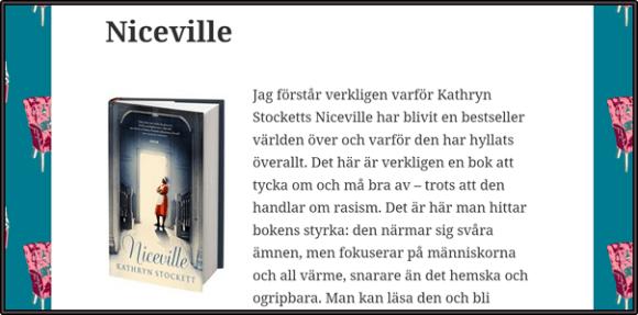 Nostalgitorsdag - Niceville