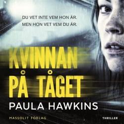 Kvinnan på tåget av Paula Hawkins