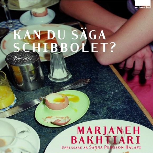 Kan du säga schibbolet av Marjaneh Bakhtiari