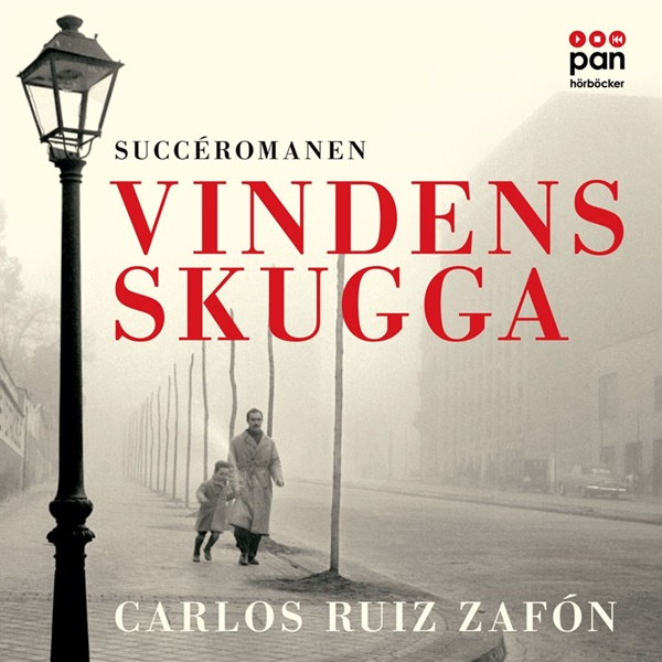 Vindens skugga av Carlos Ruiz Zafón