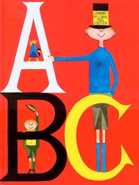 ABC - Lennart Hellsing, Poul Ströyer