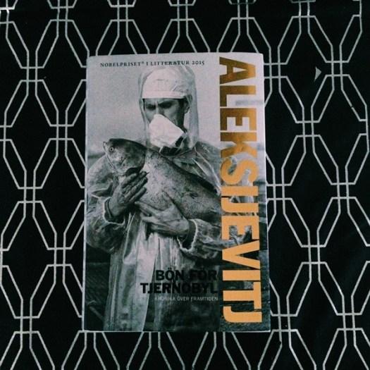 Bön för Tjernobyl av Svetlana Aleksijevitj