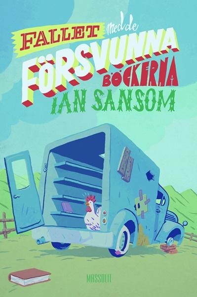 Fallet med de försvunna böckerna - Ian Sansom