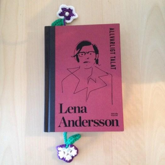 Allvarligt talat av Lena Andersson