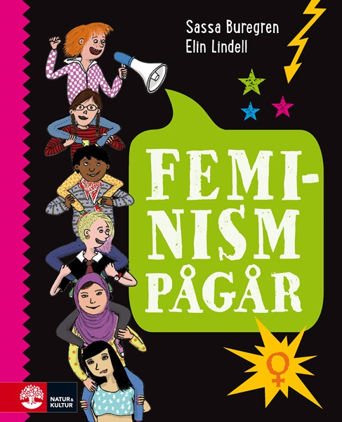 Feminism pågår av Sassa Buregren och Elin Lindell