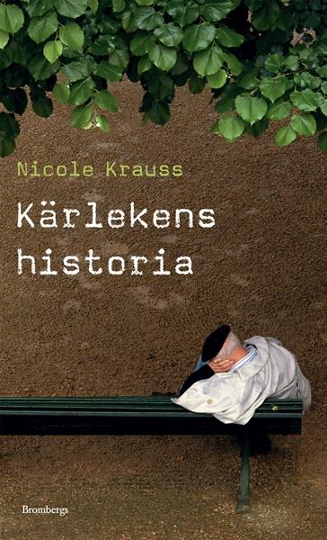 Kärlekens historia av Nicole Krauss