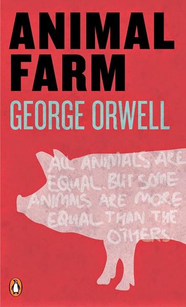 Animal farm av George Orwell