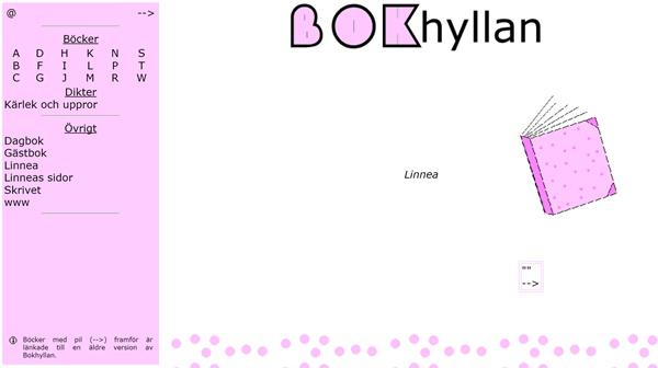 Bokhyllan