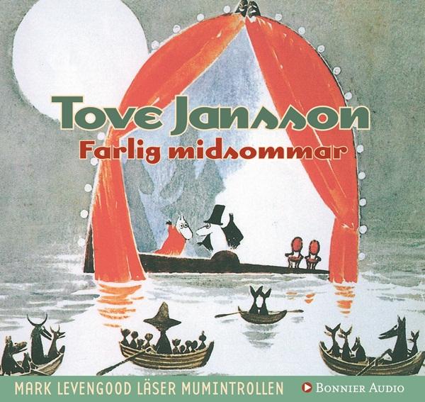 Farlig midsommar av Tove Jansson