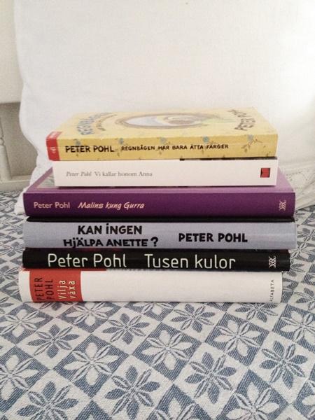 Böcker av Peter Pohl
