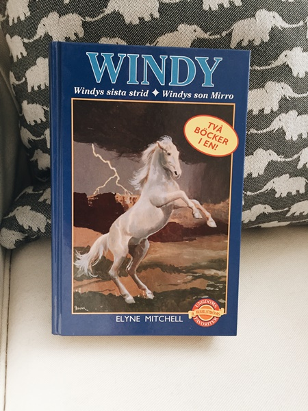Windy av Elyne Mitchell
