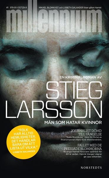 Män som hatar kvinnor av Stieg Larsson