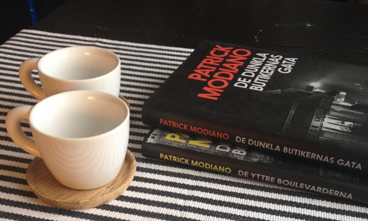 Böcker av Patrick Modiano