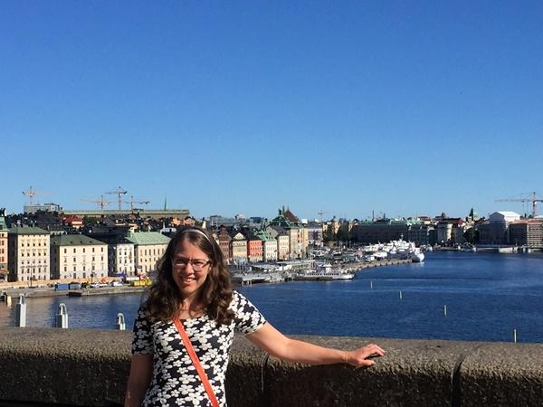 I Stockholm