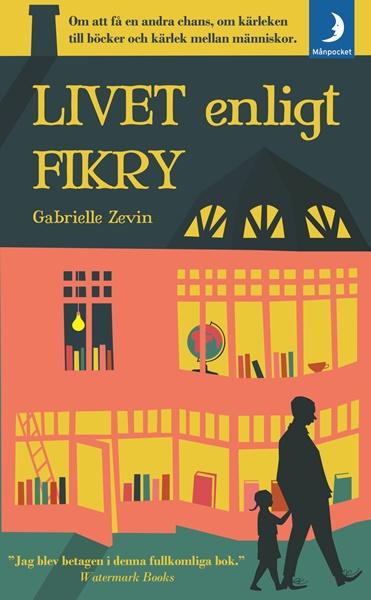 Livet enligt Fikry av Gabrielle Zevin