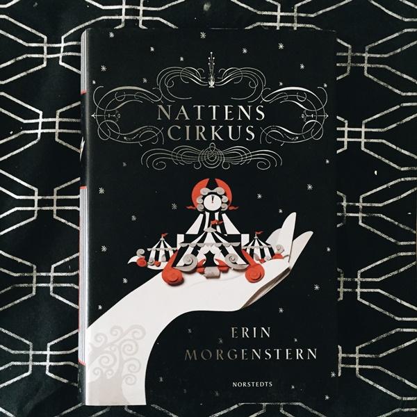 Nattens cirkus av Erin Morgenstern
