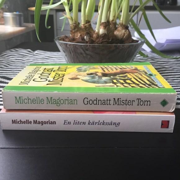 Böcker av Michelle Magorian, Godnatt mister Tom, En liten kärlekssång