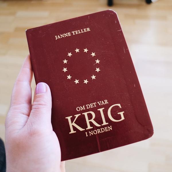Om det var krig i Norden av Janne Teller