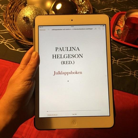 Julklappsboken