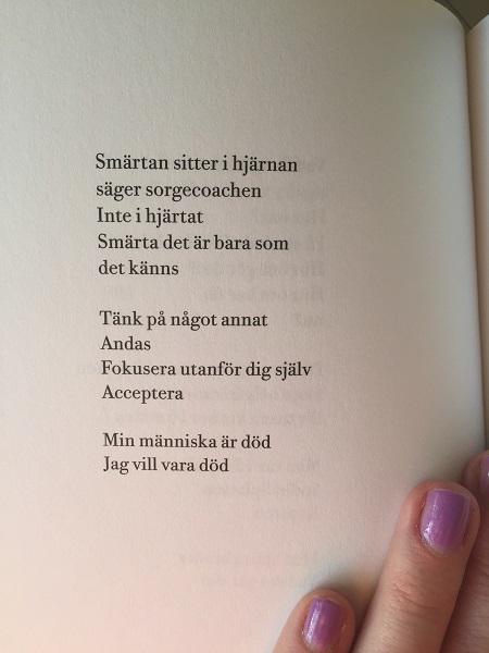 Ur Det här är hjärtat av Bodil Malmsten