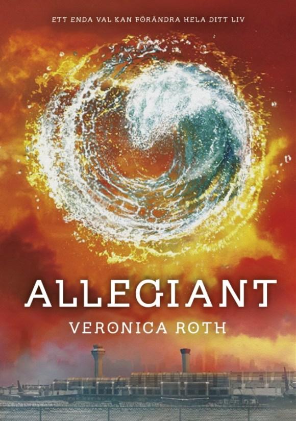 Allegiant av Veronica Roth
