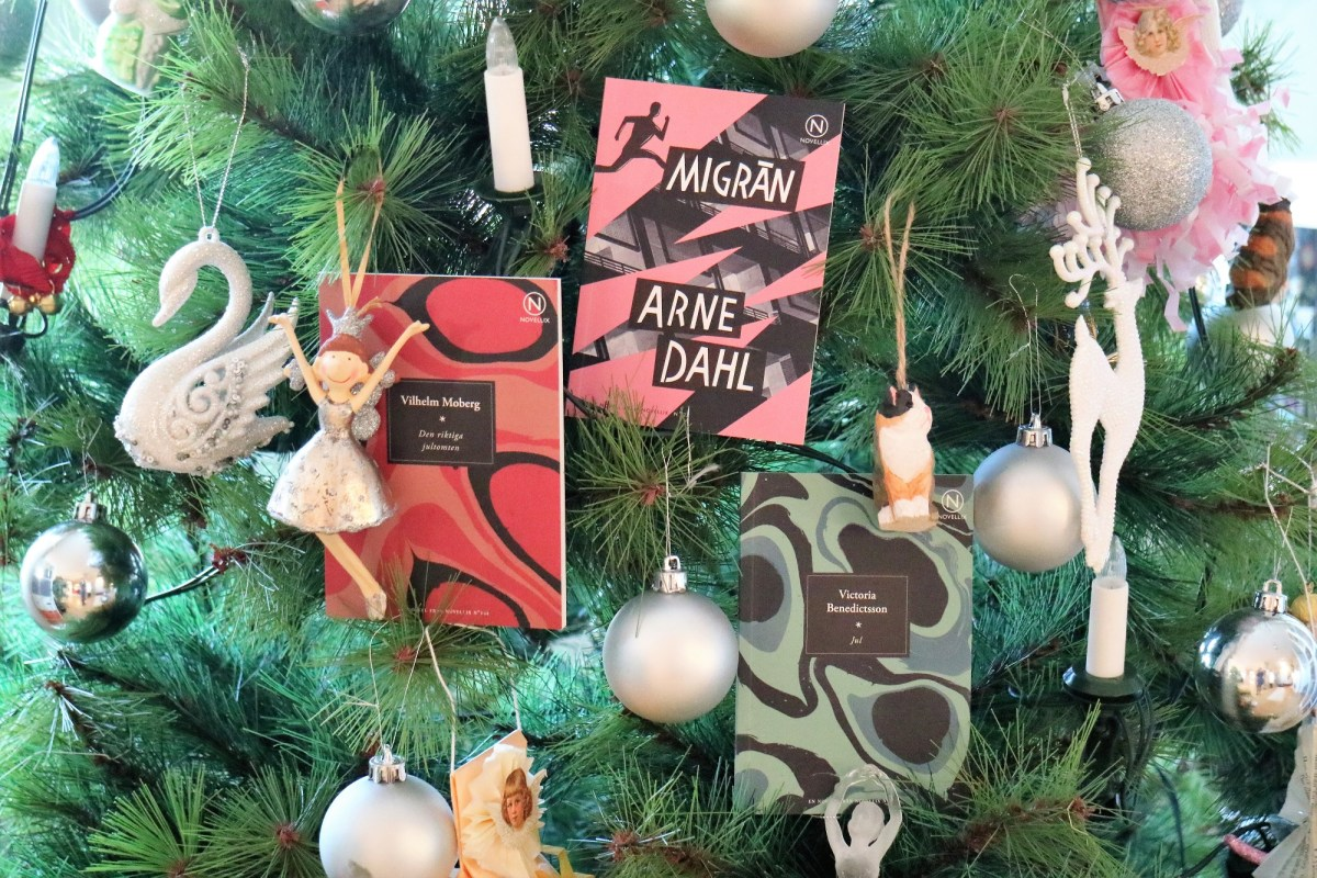 Migrän, Jul, Den riktiga jultomten
