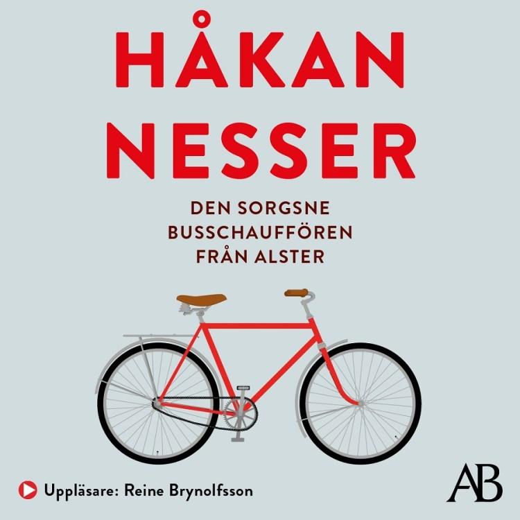 Den sorgsne busschauffören från Alster av Håkan Nesser