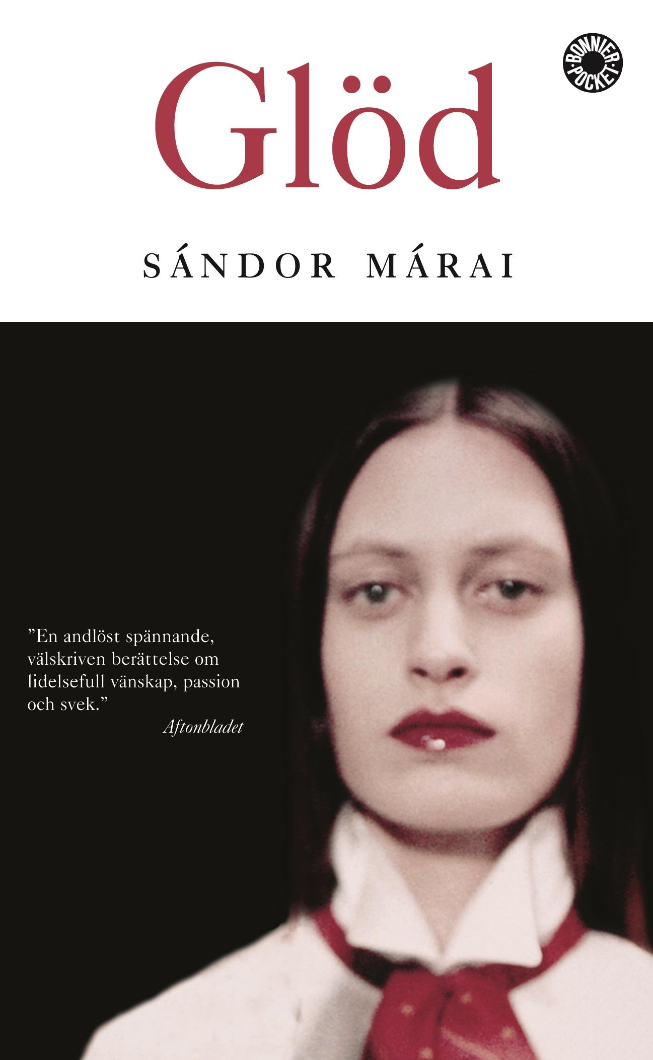Glöd av Sándor Márai