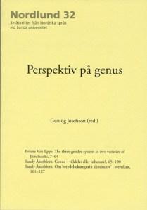 Perspektiv på genus
