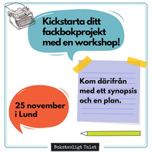 Skrivworkshop fackbok