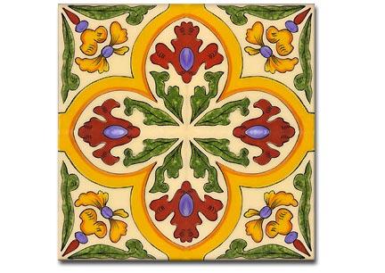 decorative tile pattern tile art tile