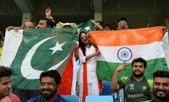Cricket Fans - India Vs Pakistan World Cup 2019