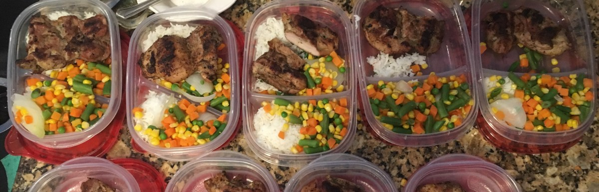 Simple Food Prep for On The Go