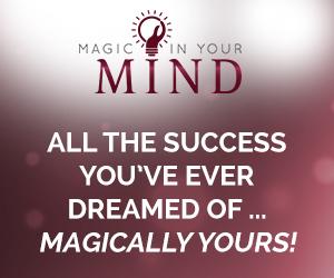 magic in your mind bold beautiful blissful u