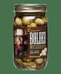 Bolder Mushrooms