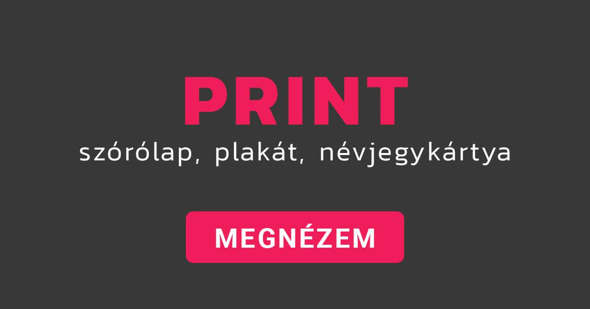 Szórólap, plakát, névjegykártya grafikai tervezése | Rózsahegyi Áron - Mohács