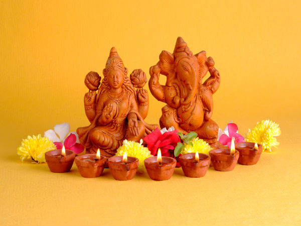 Why do people worship Lakshmi and Ganesh on Diwali