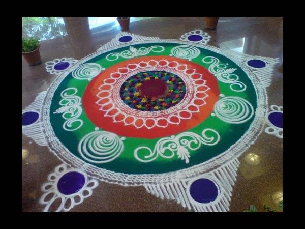 Rangoli Designs For Diwali Decorations