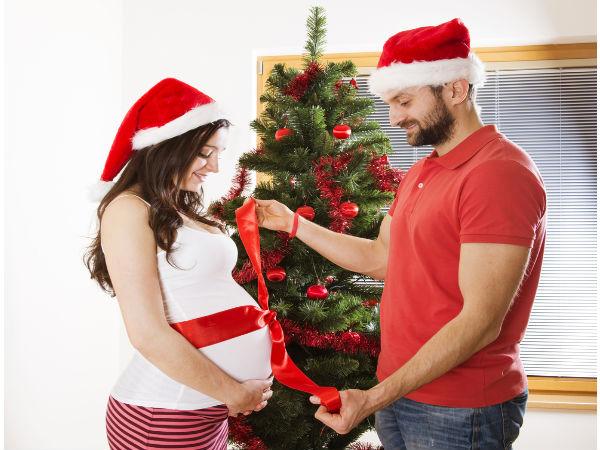How To Enjoy Christmas When Pregnant Tips