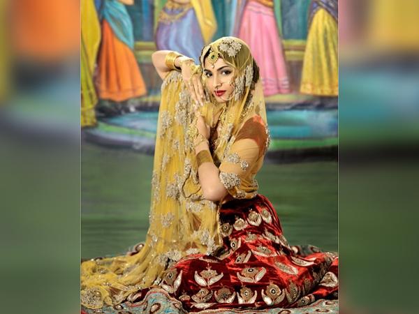 Sonam Kapoor Ahuja's Anarkali Look