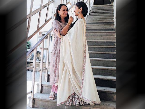 Soni Razdan And Alia Bhatt