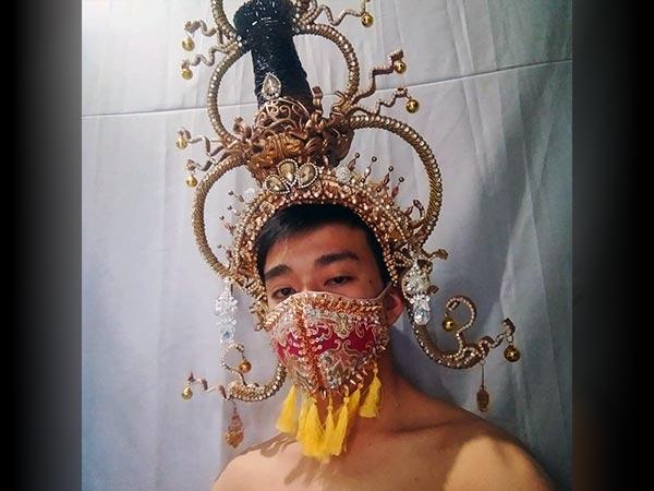 Jewellery Masks