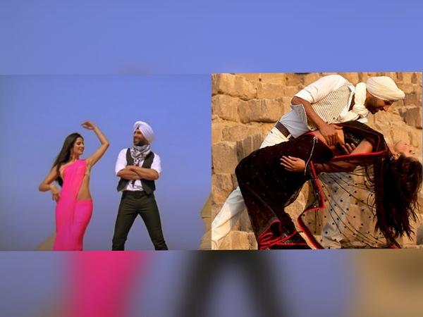 Katrina Kaif's Saree Looks From Films