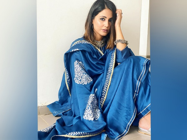 Hina Khan Fashion