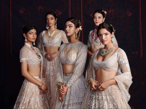 Falguni And Shane Peacock FDCI India Couture Week 2020