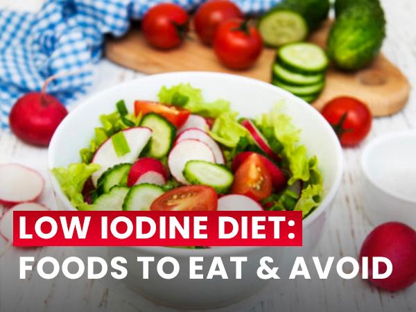 Low Iodine Diet